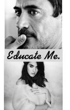 Educate Me. (Robert Downey Jr) by theloveofdowney