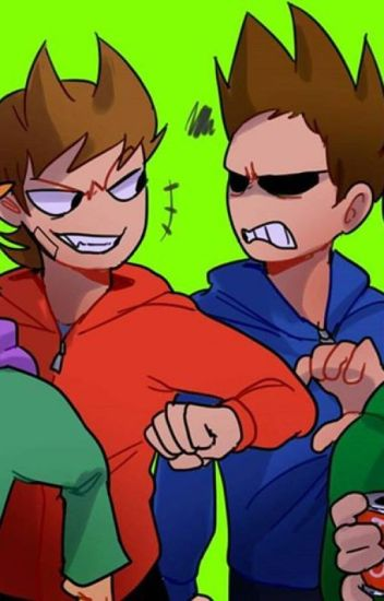 Habits - Tom x Tord [Eddsworld]
