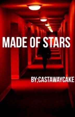 Made of stars   cake  by castawaycake