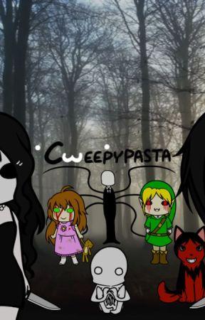Cweepypasta Series by Rachel_The_Kitten