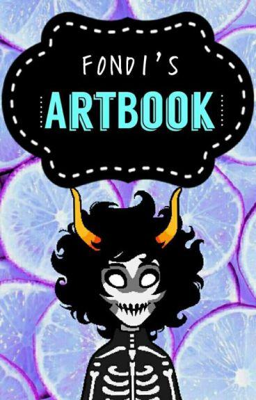 F0ND1'S Art Book [Pedidos Abiertos]