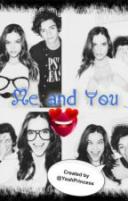 Me and You (Harry-Barbara Fanfiction) by YeahPrincess