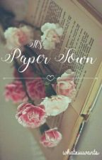 It's Paper Town ❀ EXO by whatxiuwants
