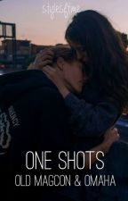 One Shots | Old Magcon & Omaha  by stylesftme