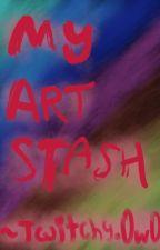 Old Art Part 2 by Interstellactic_STU