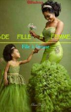 De fille à femme. by Blackous