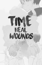 Time Heal Wounds by todohina