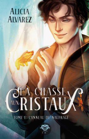 La Chasse aux Cristaux, tome 1 by AliRosalys