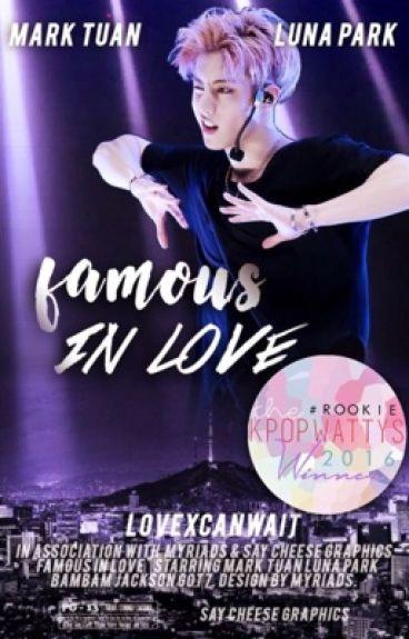 Famous in Love | GOT7 Mark
