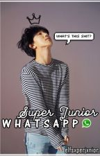 ✨ Whatsapp | Super Junior by elfsxperjxnior