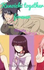 Kunoichi together forever by SokoNara