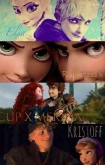 Que El Amor Decida ( Jelsa , Mericcup ,eugenzel , Kristanna)