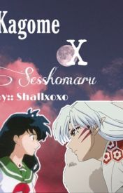 Kagome X Sesshomaru by shallamar9