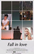 Fall in love    Aaron Carpenter by stichesexy