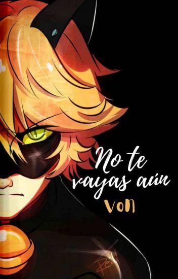 «NO TE VAYAS AÚN» [no editada]