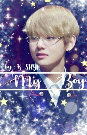 My Boy by K_SHYN