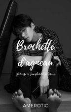 Brochette d'agneau (Fanfic SuKookMin) by Jihoon1004error