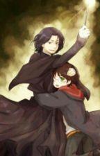 Harry Potter  O Snape by GattaAnnya