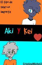 Aki & Kei (CANCELADO) by CristinaMichel2