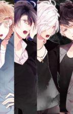 Chuyện diabolik lovers mớiYui là vampire by TuyenHanna
