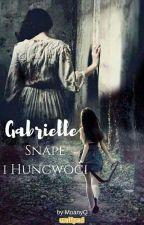 Gabrielle Snape i Huncwoci by MoanyQ