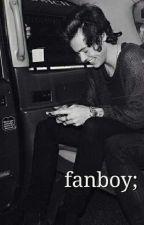 fanboy ; wigetta AU by JustYeli_Bitch