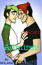 My Secret Admirer  by Just_Ghost-Writer