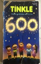 TINKLE 600 MAGAZINE by 66bookworm