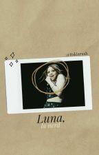 Luna, La Nerd ||Lutteo||. by itskiaras