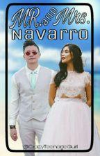 Mr. And Mrs. Navarro by CrazyTeenageGurl