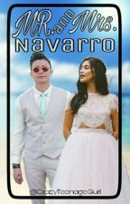 Mr. And Mrs. Navarro by CrazyTeenageGurl
