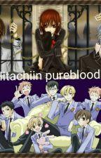 Hitachiin Purebloods? by Bellew0lf