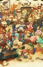 Super Smash Bros X Reader by Reisuke_5th