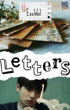 letters ➸ kookv by ExoWol