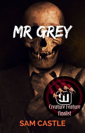 Mr Grey [#creaturefeature] by Sam_Castle