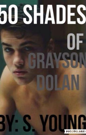 50 Shades Of Grayson Dolan : A Realistic, Dramatic Imagine