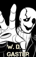 W. D. Gaster by GlaceonGalGaming