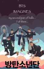 BTS IMAGINES. (My second set of balls, 7 of them)  by brokenffs