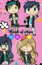 Itsfunneh Book Of Ships by Lily_Kagamine