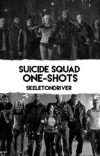 suicide squad one-shots by skeletondriver