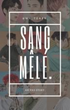 sang-mêlé; exo.  by my_tears_