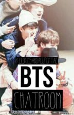 BTS Chatroom by k00kiesandacupoftae