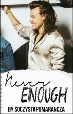 Never Enough | Harry Styles by soczystapomarancza
