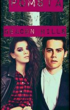 Pomsta V Beacon Hills                                            *Dylan O'brien* by _ann_obrien_