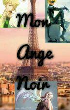 Mon ange noir (Adrien /Chat noir y tú) by suki16