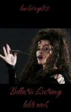 Bellatrix Lestrange lebte noch (Harry Potter FF) by buecherregal13