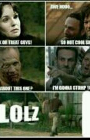 TWD Memes (ノ'ヮ')ノ☆\(^ω^\) by Run-And-Survive