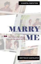 Marry Me by damnilovekai