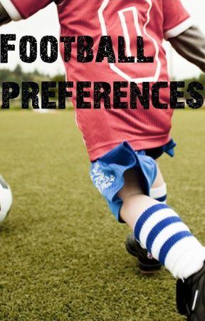Football preferences by Ajla-TVD