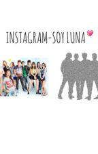 Instagram- SoyLuna/ youtubers  by FernandaOlco